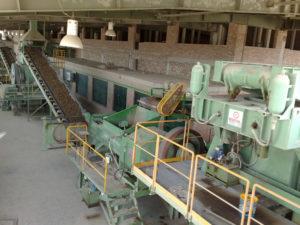 تصاویر شرکت تولیدی آجرماشینی فدک گلوگاه